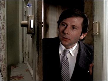 El físico vulgar de Polanski es fundamental en El quimerico inquilino