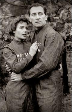 El primer Winston Smith en la pantalla (pequeña) fue Peter Cushing