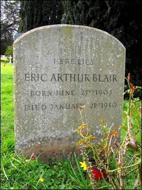 Grave_of_Eric_Arthur_Blair_(George_Orwell),_All_Saints,_Sutton_Courtenay_-_geograph.org.uk_-_362277
