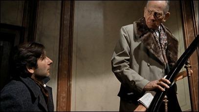 Melvyn Douglas es el horrible casero de Trelkovsky
