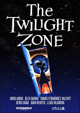 Excelente libro colectivo sobre The Twilight Zone