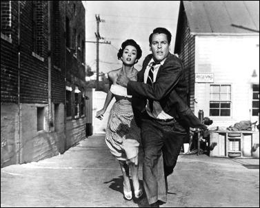 La invasion de los ladrones de cuerpos preludia The Twilight Zone, y su protagonista, Kevin McCarthy saldría en un capítulo memorable