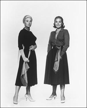 Madeleine y Judy, dos caras de la misma moneda