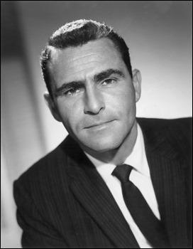 Rod Serling, creador de The Twilight Zone