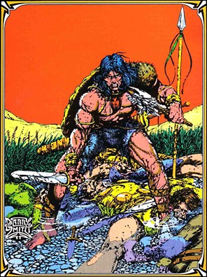 Conan, por Barry Windsor Smith