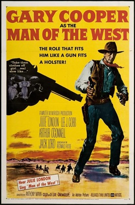 Hombre del Oeste, por Anthony Mann