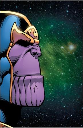 Thanos, el poder absoluto