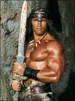 El bueno de Arnold, un Conan tosco y flojo
