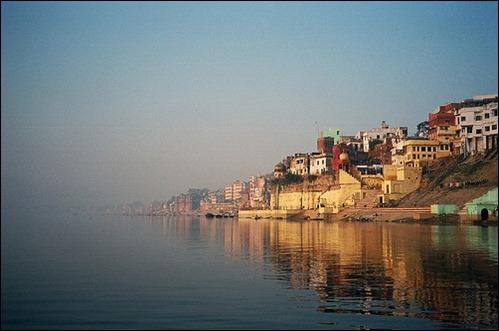 El Ganges, el rio sagrado de la India