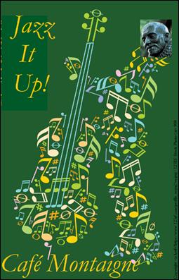 Afiche de Café Montaigne