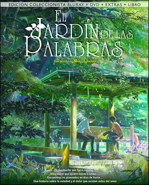El jardín de las palabras, de Makoto Shinkai