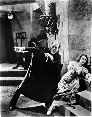 El mas famoso fantasma de la opera del cine, o sea, Lon Chaney