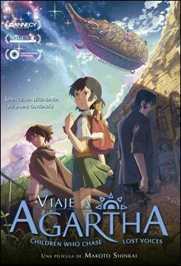 Viaje a Agartha, de Makoto Shinkai