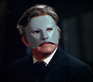 Claude Rains, el primer fantasma de la opera sonoro