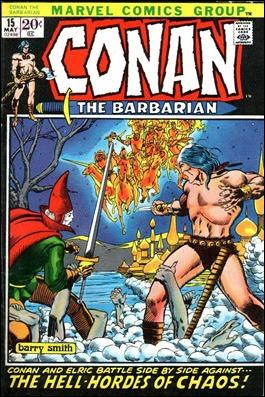 Conan y Elric unen fuerzas