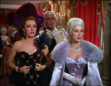 Leonor y Alina, las dos mujeres de la vida de Scaramouche