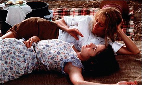 La historia de amor de Idgie y Ruth es el eje de Tomates verdes fritos