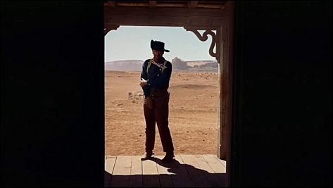 Este plano final de Centauros del desierto nunca podra olvidarse