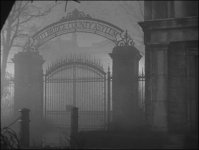Melbridge y su sanatorio mental, la Oscuridad