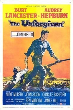 Poster original de Los que no perdonan