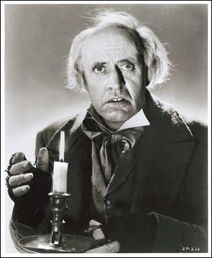 Alastair Sim, uno de los Scrooge del cine