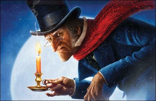 El Scrooge de Jim Carrey