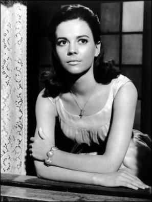 Natalie Wood es la dulce Maria en West Side Story