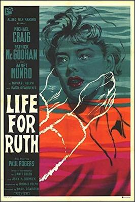 Cartel original, poco logrado, de Vida para Ruth