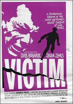 Excelente cartel de Victima
