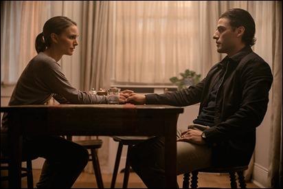 El vacio preside el reencuentro entre Lena y Kane, en Aniquilacion