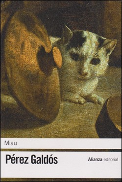 Miau, de Galdos