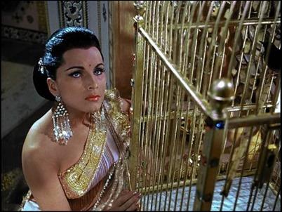 La jaula dorada de Seetha en Esnapur