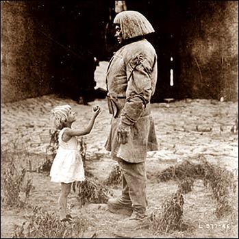 La má famosa imagen cinematográfica del Golem