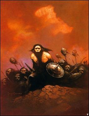 Bran Mak Morn, por Frazetta