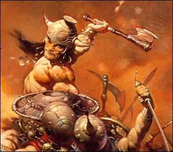 Conan, por Frank Frazetta