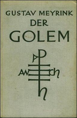El Golem, novela de Gustav Meyrink