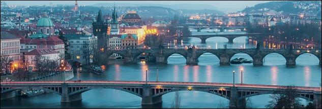 Fascinante Praga