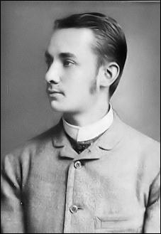 Gustav Meyer, petimetre de la buena sociedad praguense