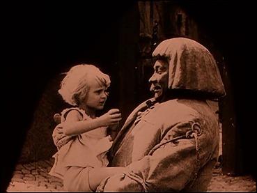 La niña y el Golem