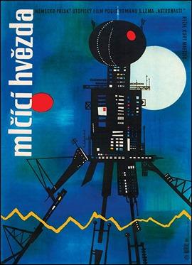Poster de Der Schweigende Stern, la película que adapta Astronautas