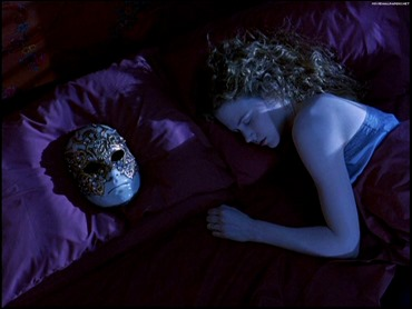 Buenas imagenes dentro de un film irregular, Eyes Wide Shut