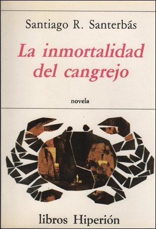 La inmortalidad del cangrejo, de Santiago R. Santerbas