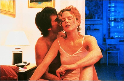 La intimidad de un matrimonio, en Eyes Wide Shut