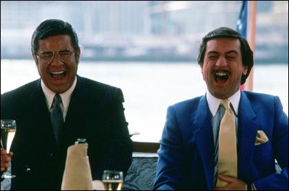 Lewis y De Niro, quién es el rey de la comedia