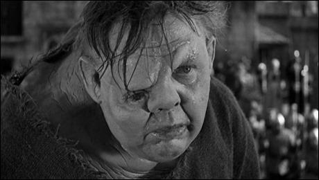 Charles Laughton, uno de los magnificos Quasimodos del cine
