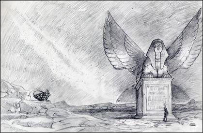 Ilustracion de Les Edwards