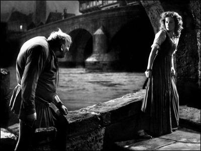 Quasimodo y Esmeralda, la pareja central de Nuestra Señora de Paris