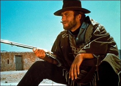 Clint Eastwood, nuevo icono del western