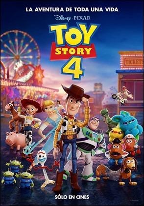toy Story 4, ultima entrega de la saga