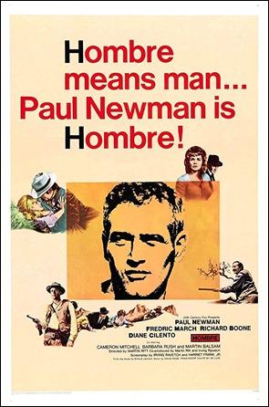 Un hombre, o sea, Paul Newman